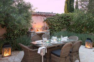 garden furniture corfu
